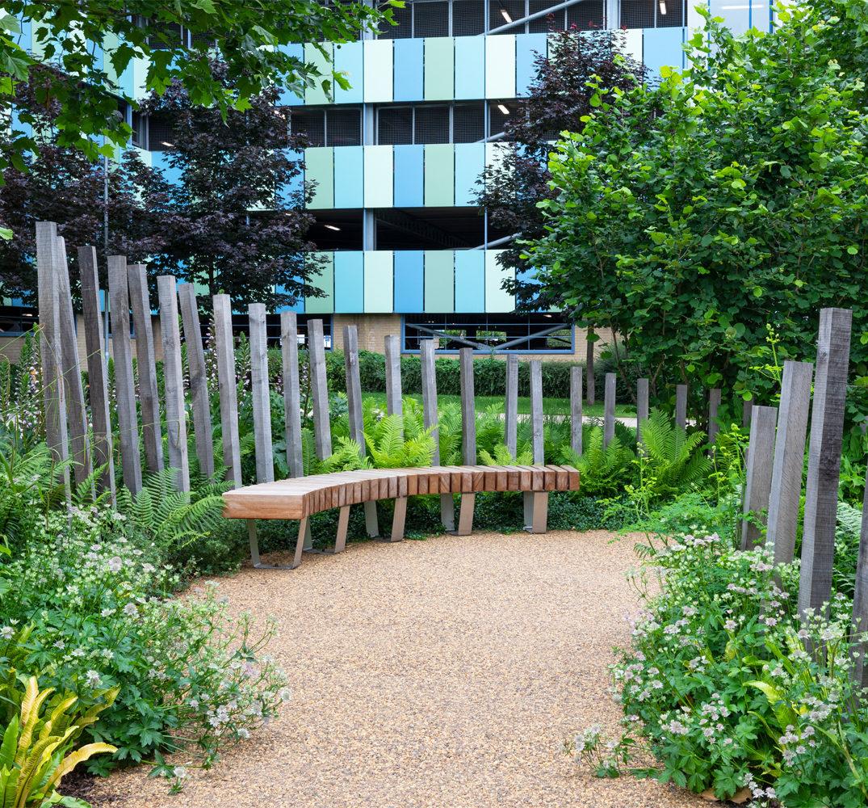 bench nhs 70 garden